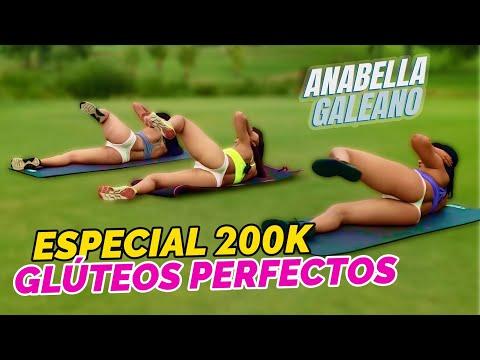 Especial 200K Glúteos Perfectos - Anabella Galeano