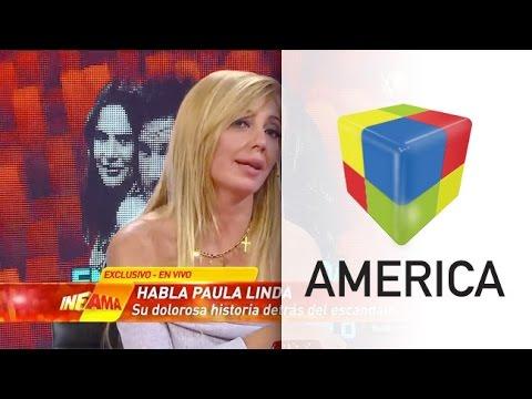 Paula Linda: Leo dejó embarazada a otra chica