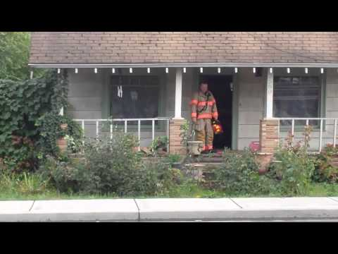 Residential Structure fire Salem, OR 10/15/2014