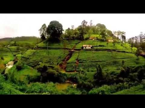 World is beautiful! Backpacking Trip Sri Lanka 2015, GOPRO HERO 4 silver