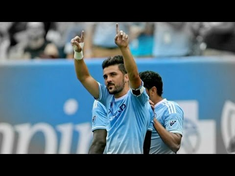 David Villa 2015 ► New York CITY FC ► MIND HEIST ► All Goals