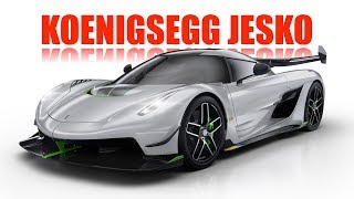 Koenigsegg Jesko - The World's Most Powerful Production Engine
