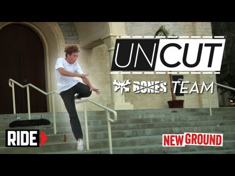 Chris Haslam Moose & More in BONES WHEELS New Ground UNCUT