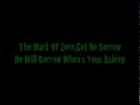 THE LEFT RIGHTS - THE MASK OF ZORRO (With Lyric´s)