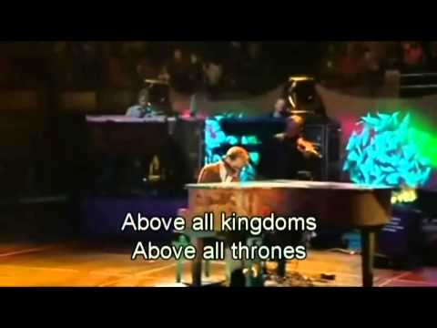 Above All - Michael Smith (lyrics) The Best Most Popular Christian Worship Song video