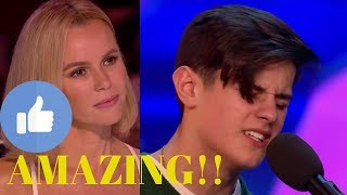 Top 5 *VIRAL VIDEOS* BRITAIN'S GOT TALENT AUDITIONS 2017-2018!