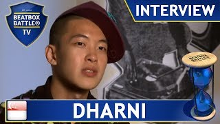 Dharni from Singapore - Interview - Beatbox Battle TV