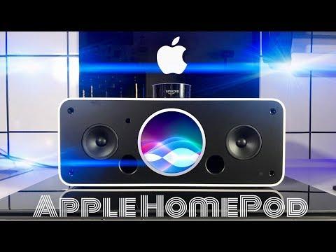 "APPLE HomePod Siri ?!? | Amazon Echo Alexa feat. Apple iPod HiFi | Review und Soundtest | ""DaLaMo"""