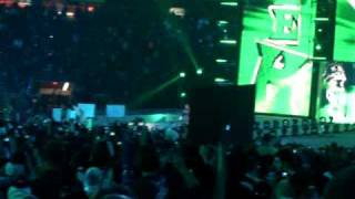 Wrestlemania 25 Triple H Entrance
