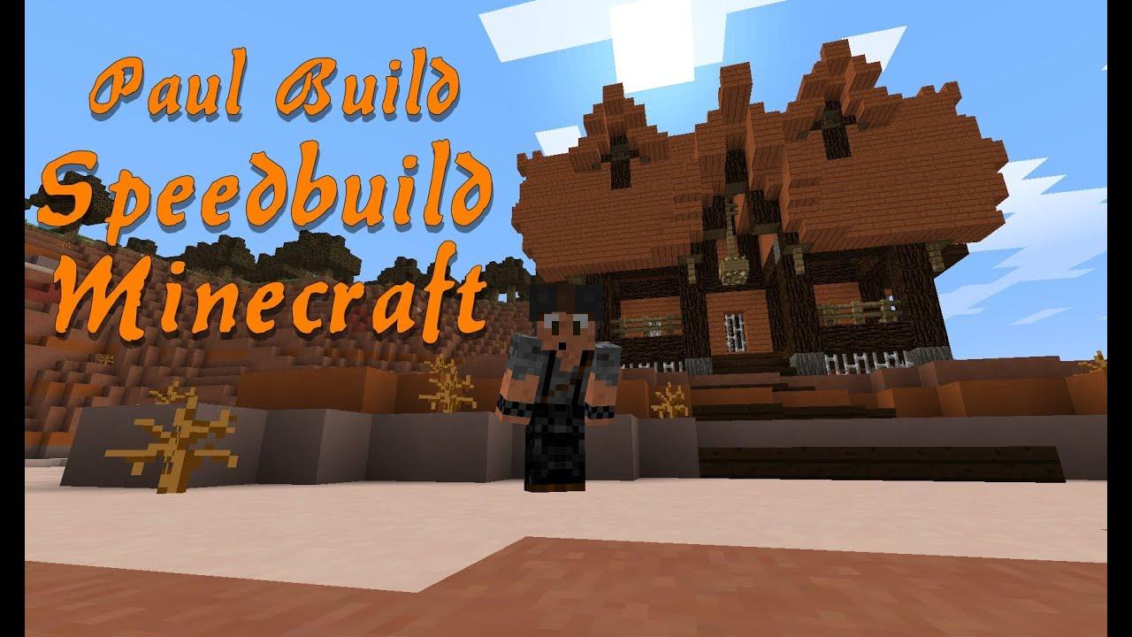 Minecraft Mesa House 1.7.2