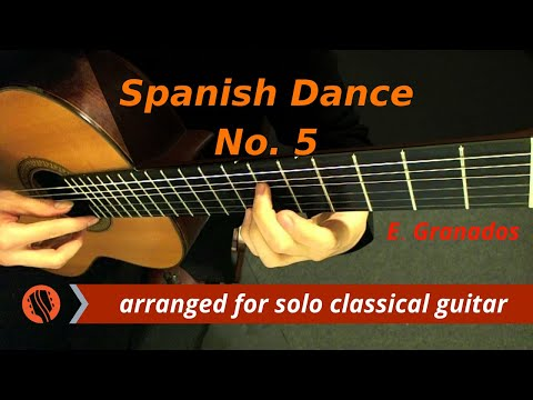 Гранадос Энрике - Spanish Dance No 5 (Andalusa)