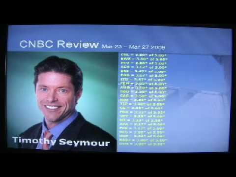 CNBC Review Mar 23  Mar 27 2009