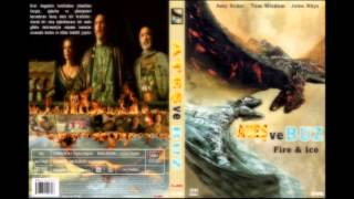 Ateş ve Buz   Fire & Ice 2008 TR DVD Cover