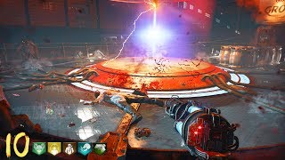 BLACK OPS 4 ZOMBIES - CLASSIFIED FULL MAIN EASTER EGG SOLO GAMEPLAY WALKTHROUGH!