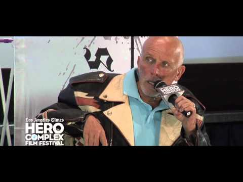 Peter Weller talks RoboCop at Hero Complex Film Festival - Hero Complex: The Show