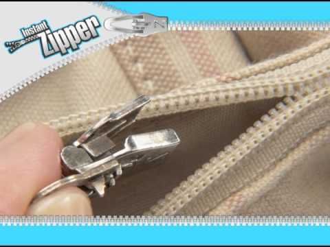 Zipper fix easy