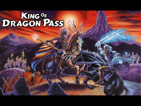 King of Dragon Pass: Text Adventure RPG APK Cover