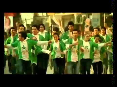 Pakistan 2011 Cricket Song Rise Of Jazba - Ali Zafar - Official World Cup Full Video Song [hd] video