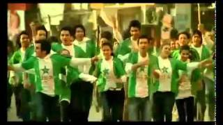 Pakistan 2011 Cricket Song Rise of Jazba - Ali Zafar - Official World Cup FULL Video SONG [HD]