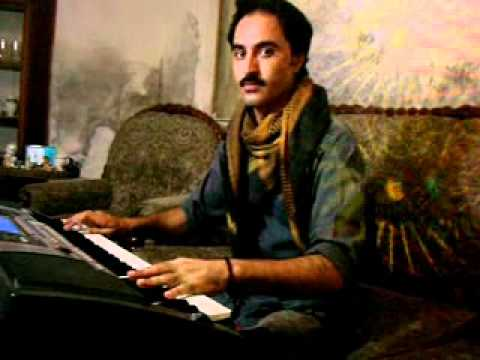Ali Badal Keyboard Player # (03466394664) Laas Da Meene Raka video
