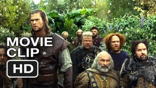 Snow White & the Huntsman - Snow White & the Huntsman (2012) - Movie CLIP #5 - She is the One - HD