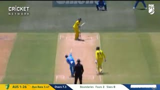 India Vs Australia 4th Odi full highlight||Mohali Odi||India Vs Australia Odi 2019
