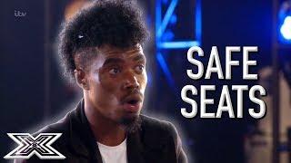Six Chair Challenge on X Factor UK 2018 | X Factor Global