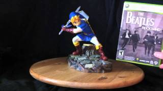 The Legend of Zelda Link Zora Tunic Statue by First 4 Figures