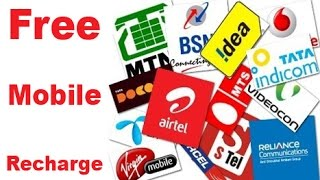 How to get Free 3G internet balance | Simple trick to Earn free Recharge