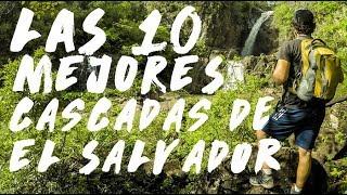 Las 10 Mejores Cascadas de El Salvador - Conoce El Salvador 2.0