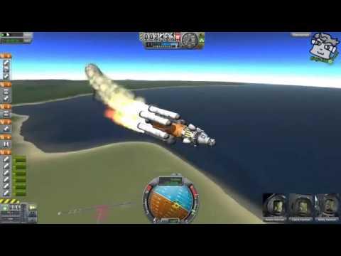 БОРОЗДЯ КОСМИЧЕСКИЕ ПРОСТОРЫ (Kerbal Space Program)660