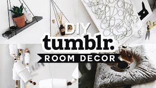 DIY TUMBLR ROOM DECOR (2019) Aesthetic + Affordable - Lone Fox