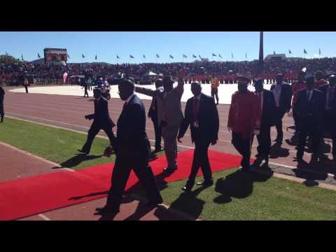 Namibia's 24th Independence Celebration NBC
