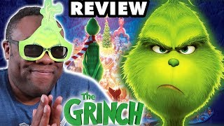 THE GRINCH 2018 Movie Review // Black Nerd Reviews