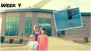 Week 4: Evergreen Wings and Waves Waterpark | Fun Things To Do In Oregon || Family VLOG