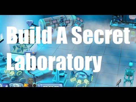 How to Build a Secret Laboratory