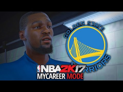 NBA 2K17 My Career - Ep. 15 - FACING THE WARRIORS!! THEY DON'T MISS!!
