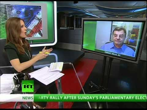 Michael Hudson on Europe of Democracy to Eurozone of Oligarchy (12/07/11)