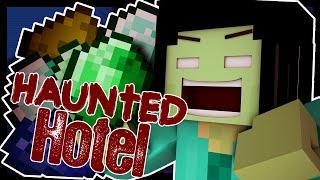 Haunted Hotel: TREASURE! (Minecraft Roleplay) #2