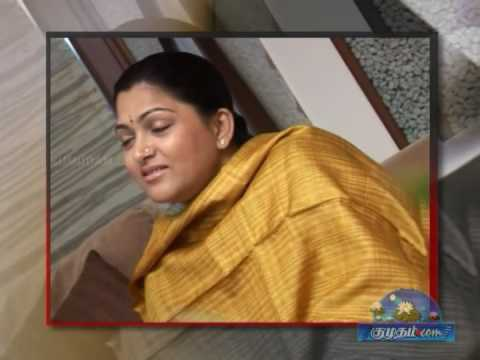 Actress Kushboo video