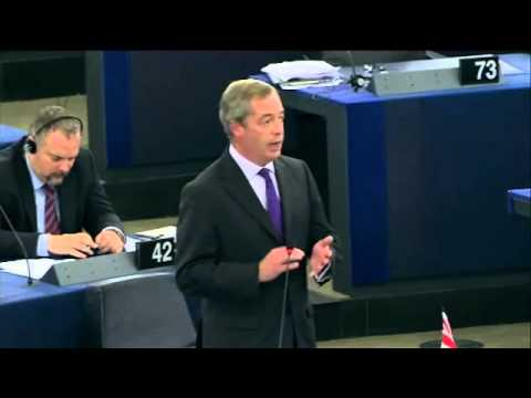 Nigel Farage: Stop playing wargames with Putin
