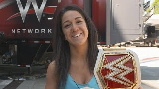 Bayley discusses her long history with people like Alexa Bliss: Exclusive, April 30, 2017