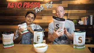 The Best New Keto Products Reviewed! Keto Pasta, Cookies, Omelette Bar TASTE TEST