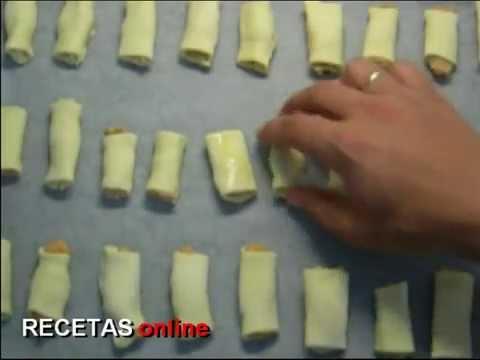 Saladitos - Receta de cocina RECETASonline.net