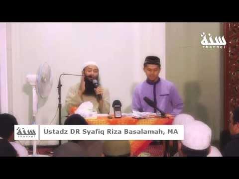 Rejeki, Jodoh Dan Kematian - Ustadz Syafiq Riza Basalamah