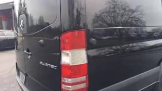 2014 Mercedes-Benz Sprinter Cargo Van