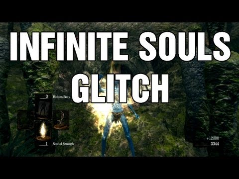 OLD Soul Duping Infinite Item Usage Glitch for Dark Souls