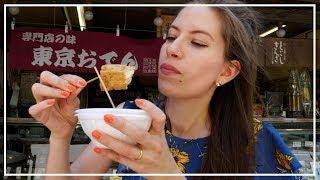 Japanese Street Food Tour | Eating in Togoshi Ginza, Tokyo 🍢