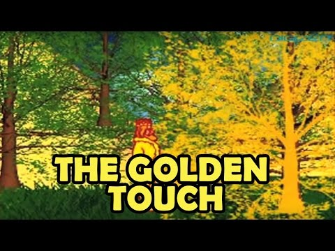 Midastouch (the Golden Touch) Short Story For Kids video