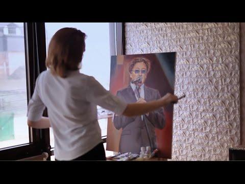 Впервые в Кизляре! Персональная выставка  художницы Ольги Тихановской.